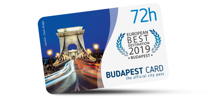 Budapest Card (72 hours)